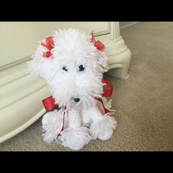 Pug Dog Amigurumi - Free Crochet Pattern - StringyDingDing | 580x580
